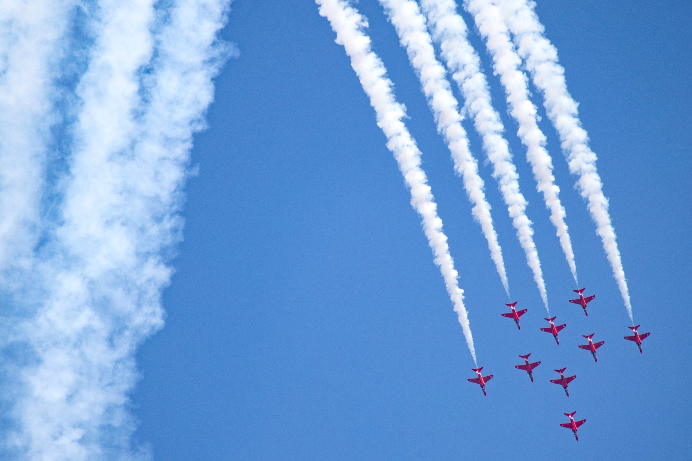 An image relating to Folkestone Air Display: A move in the flight direction